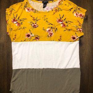 Three Color Shirt